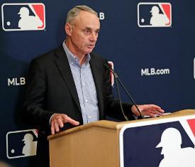 Major League Baseball releases statement on 2020 season
