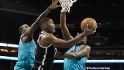Nets sting Hornets from deep in win