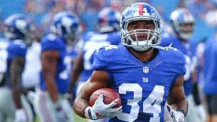 Giants RB Vereen agrees to take pay cut