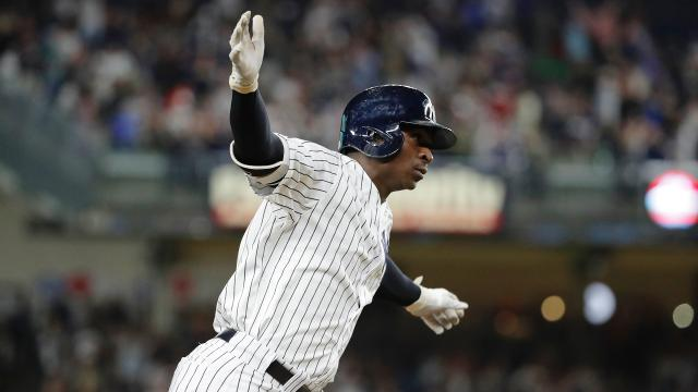 Didi Gregorius talks to Jack Curry about his Tommy John surgery, his hopes of returning to full health and his future in pinstripes.