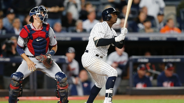 Yankees Week of Games: Oct. 2-8