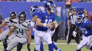 Giants struggle in loss to Seahawks