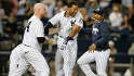 Walk-off HR leads Yanks past Rays