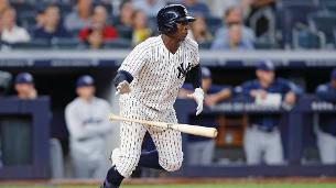 Yankees dominate Rays in doubleheader