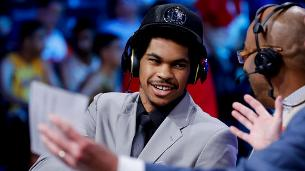 Jarrett Allen a fit for rebuilding Brooklyn