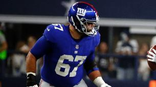 Giants put Pugh on IR; Abrams speaks to media