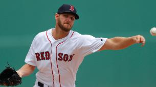 Report: Sale, Red Sox close to five-year deal