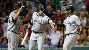 Headley sees future All-Stars in clubhouse