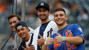 Rivalry Week a thrill for Yankees fans