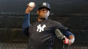 Severino, Betances to start throwing Monday