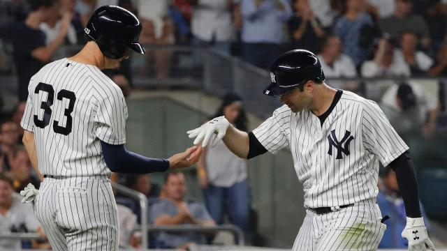 After a series loss to the non-contending Rays, the Yankees rebounded with a high-powered, come-from-behind win against the Blue Jays.