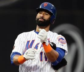best sneakers e5079 191b1 Phillies acquire Jose Bautista from Mets