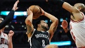 Nets fall to Bulls in triple overtime