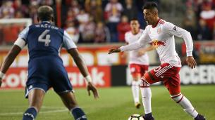 Red Bulls struggle with new formation in 2017