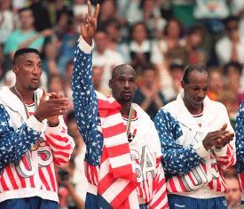 ed739207fd4b Doctor auctions Michael Jordan s 1992 Dream Team shoes