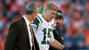 Jets' McCown officially placed on Injured Reserve