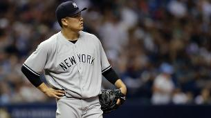 Tanaka plays catch, hopes to return