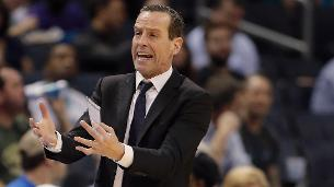 Nets suffer road loss to Hornets