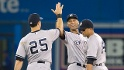 Yanks beat Jays in series opener