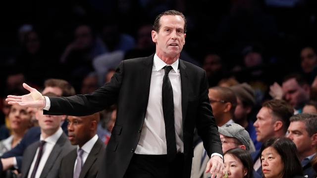 Following the 109-89 win over the visiting 76ers at Barclays Center, Kenny Atkinson discussed the Nets' strong stops and energy Sunday.