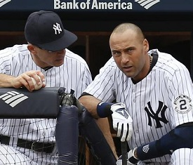 Derek Jeter On Joe Girardi Probably One Of The Nicest People Youll Ever Meet