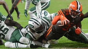 Jets become first team to lose to Browns since 2016
