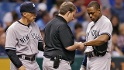 Granderson hurt in Yankees' win