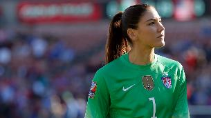 Hope Solo suspended from U.S. national team