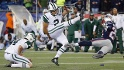 Jets fall to Patriots, 27-25