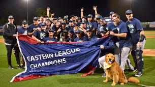 Thunder wins Eastern League title