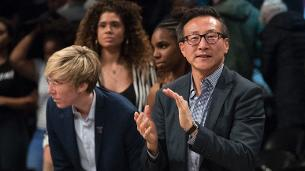 Tsai completes purchase of Nets, Barclays Center