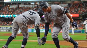 Yanks' 2017 playoff run a sign of things to come