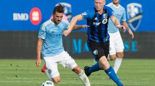 NYCFC focusing on end of the regular season